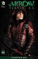 Arrow Season 2.5 chapter 6 digital cover.png