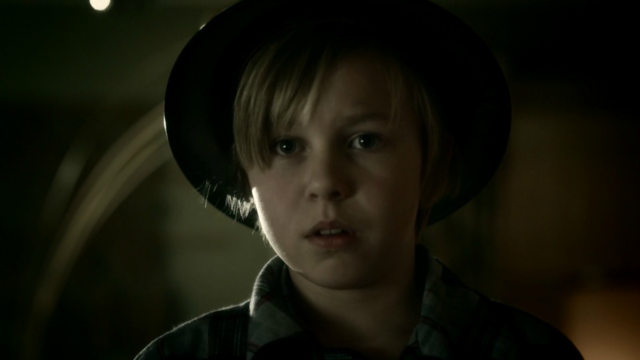 File:Hunter Zolomon as a child.png