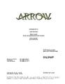 Arrow script title page - Left Behind.png