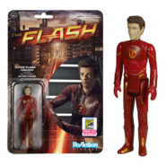 The Flash (Unmasked) Reaction Figure