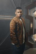 DC's Legends of Tomorrow - Jefferson Jackson character portrait