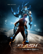 The Flash season 3 poster - Know your enemy