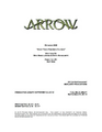 Arrow script title page - Keep Your Enemies Closer.png