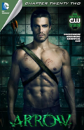 Arrow chapter 22 digital cover