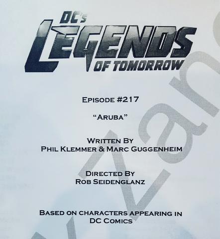 File:DC's Legends of Tomorrow script title page - Aruba.png