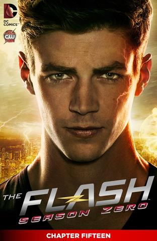 Archivo:The Flash Season Zero chapter 15 digital cover.png