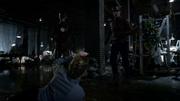 Barry Allen and Jay Garrick approach Patty Spivot