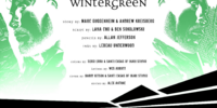 Wintergreen (issue)