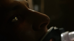 John Corben's eyes cloud over