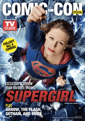 TV Guide - October 5, 2015 Supergirl issue