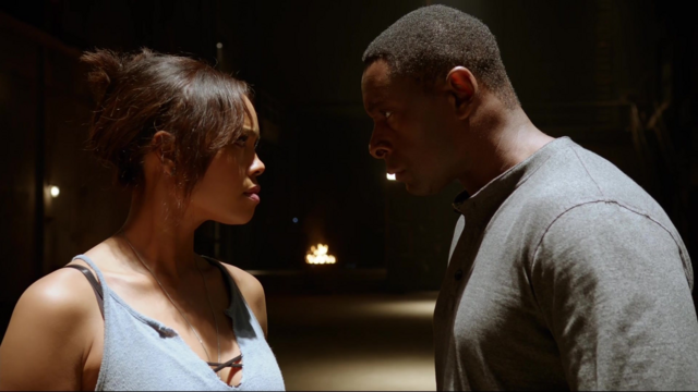 File:M'gann and J'onn face off.png
