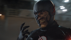 Zoom before he is pulled into the Speed Force