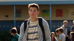 Teenage Rick Malverne