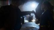 Supergirl overpowers K'hund