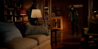 John Diggle's apartment
