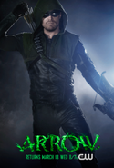 Arrow - Returns March 18
