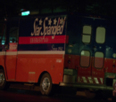 Star Spangled Delivery Co. van