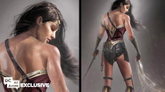 Wonder Woman NYCC concept art
