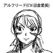 Alfreed Sketch