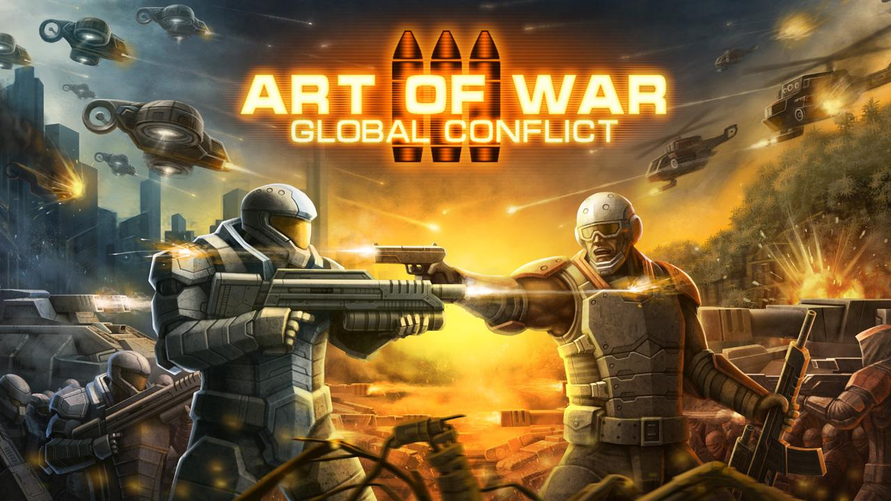 Art of War 3: Global Conflict Wiki | FANDOM powered by Wikia
