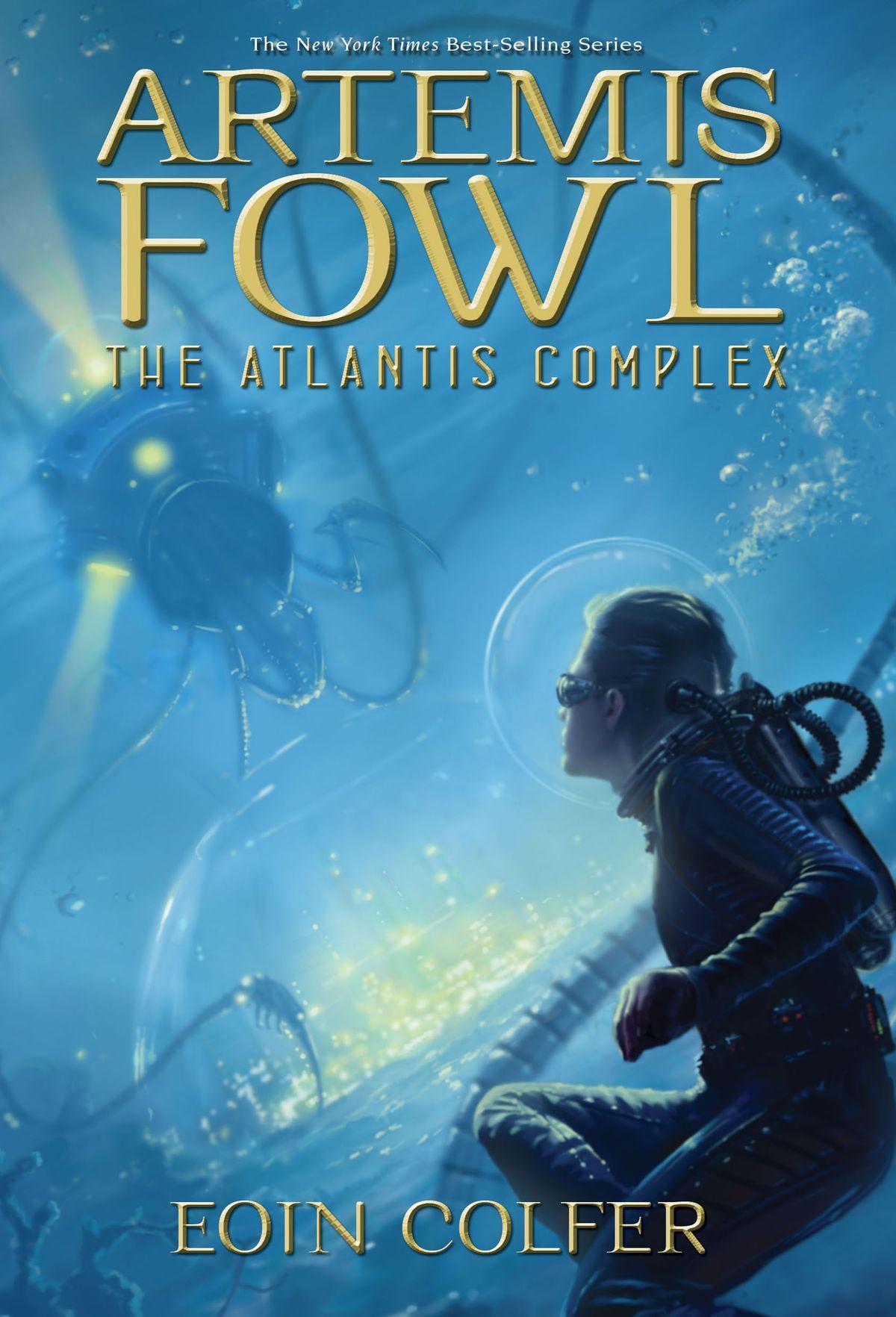 artemis fowl book the lost colony pdf