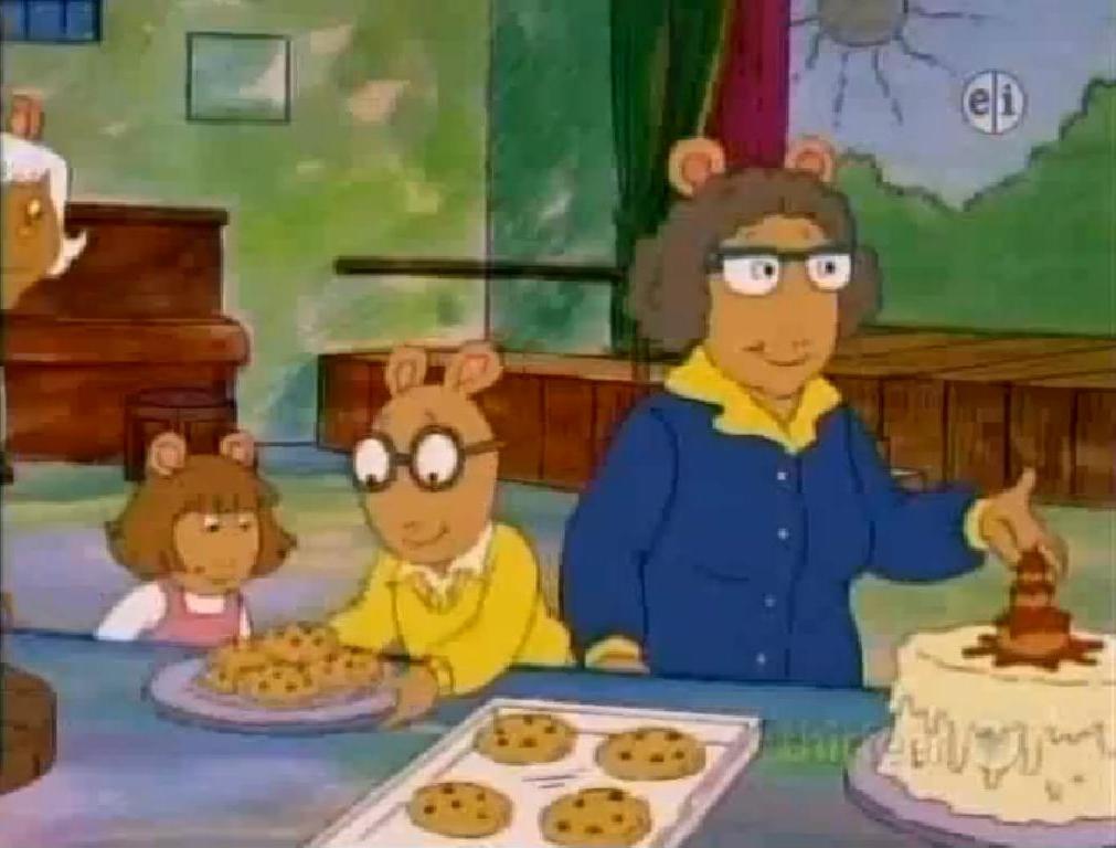 The half baked sale arthur wiki fandom powered by wikia for Arthur quentin cuisine