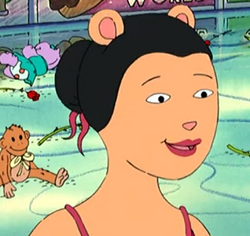 Michelle Kwan character S6