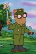 Arthur Clean-up Brigade Suit