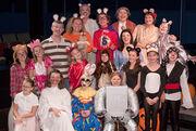 Arthur halloween show cast