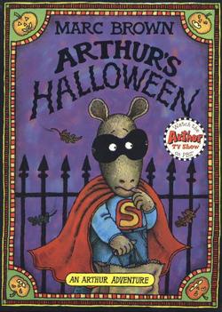 Arthur's Halloween Original Cover