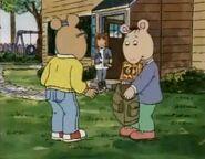 Arthur's Cousin Catastrophe 62