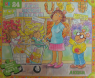 Grocery store puzzle