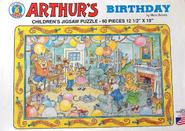 Arthur's birthday puzzle