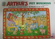 Arthur's pet business puzzle