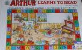Arthur learns to read puzzle