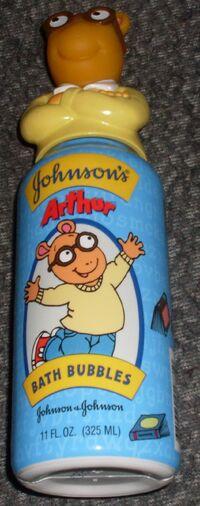Arthur Bath Bubbles 1