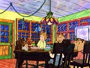 Thora childhood dining room