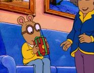 Arthur Rides the Bandwagon 132