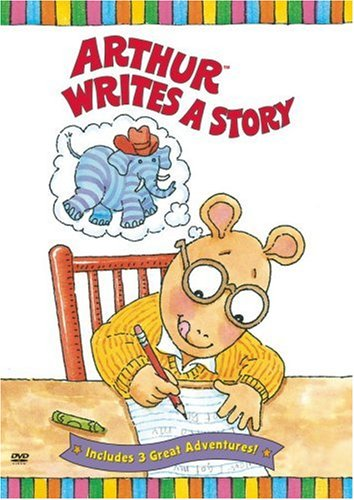 Arthur writes a story book