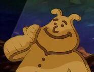 Binky cookie