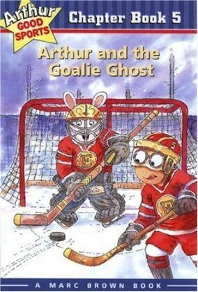 Arthur-and-the-goalie-ghost