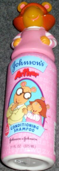 Arthur Conditioning Shampoo 1