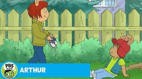 ARTHUR Bud's Shoe Tying Lesson PBS KIDS