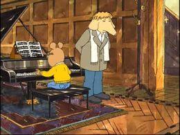 Arthur Plays the Blues