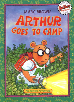 Arthur Goes to Camp Cover