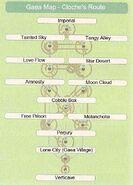 Cloche's Gaea Map