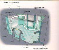 Elevator Hole