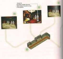 Grand Bell Palace Map 1