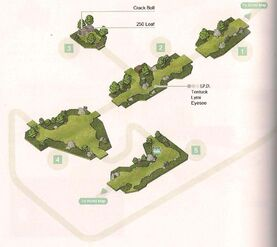 Mikry Forest Map 1