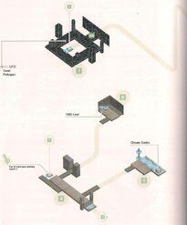 Rakshek Resort Basement Map 2
